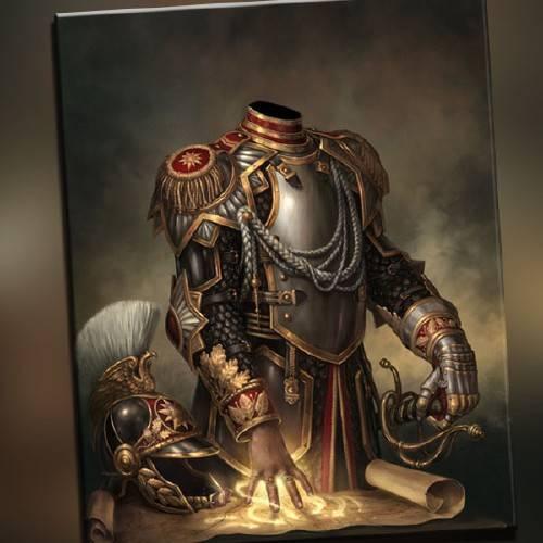 Шаблон для мужчин - Правитель маг