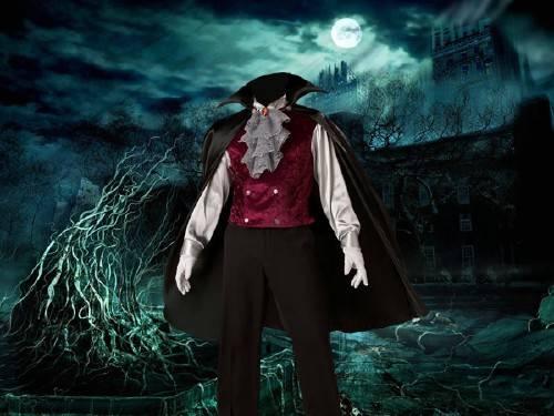 Мужской шаблон - Вампир