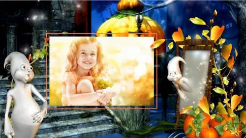 Детский проект для ProShow Producer - Сказочная ночь