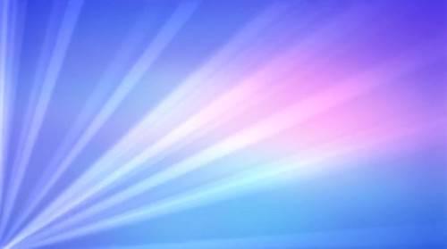 Футаж -  Лучи яркого света
