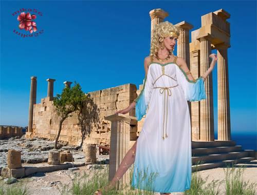 Шаблон  женский – Под небом Греции