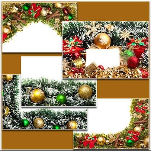 Рождественская открытка / Christmas card
