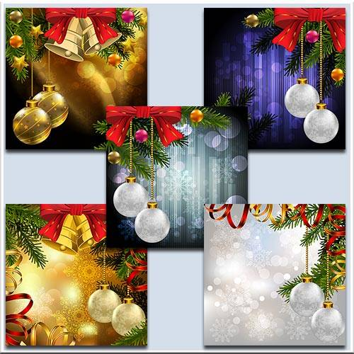 New Year vector stock -2
