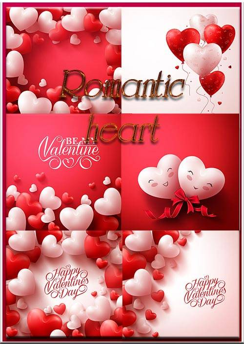 Романтические сердца / Romantic heart