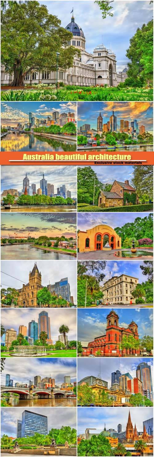 Australia beautiful architecture