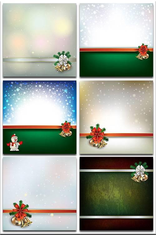 Новогодние фоны. Часть 4 / Christmas backgrounds. Part 4