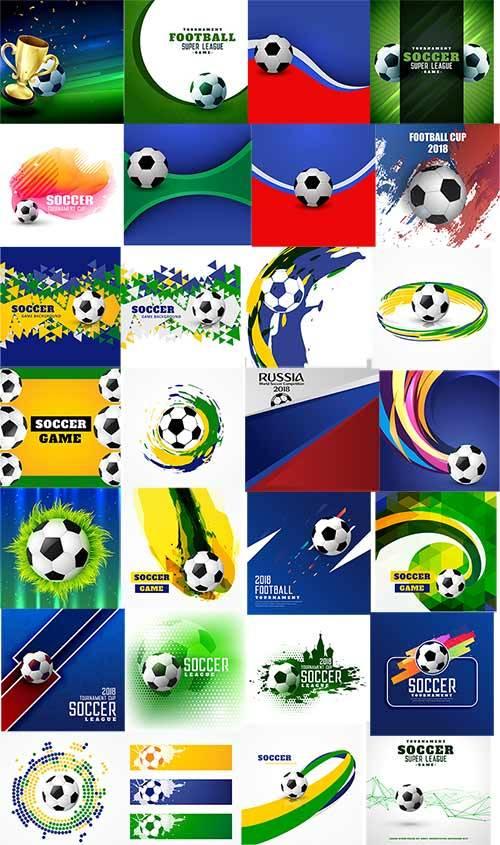 Кубок Мира по футболу - Вектор / Cup of the World Cup - Vector