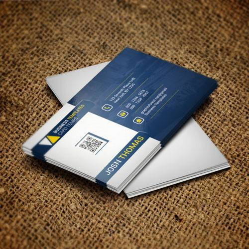 Stylish - business card