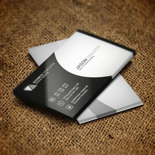 Virtual - business card templates