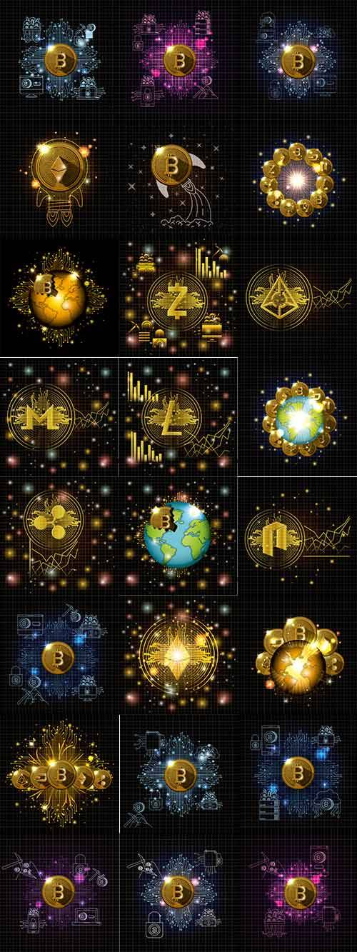 Магические иконки в векторе / Magic icons in vector