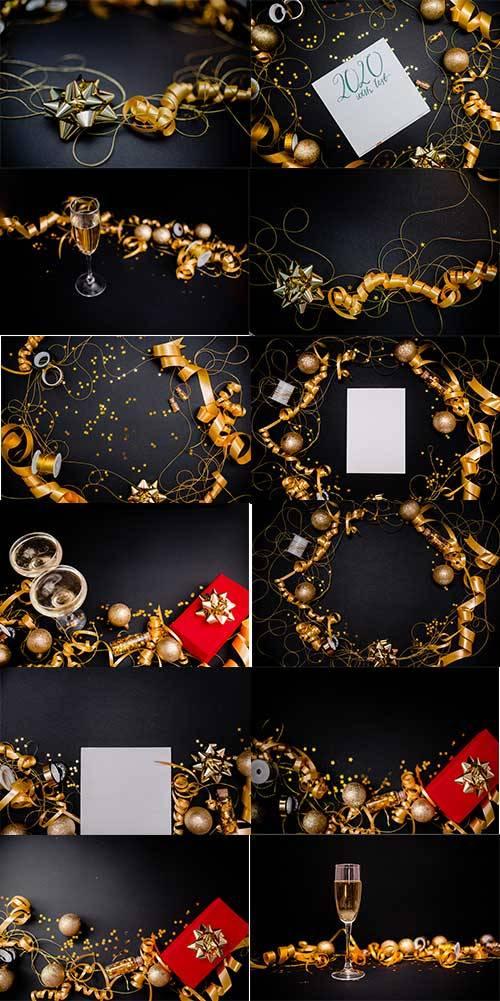 Новогодние картинки - Растровый клипарт / Christmas pictures - Raster Graph ...