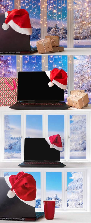 Новогодние картинки 4 - Растровый клипарт / Christmas pictures 4 - Raster G ...